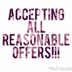 OFFER I Will Always Accept OR Counter Offer